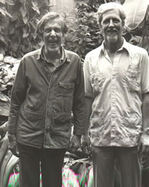 JB Floyd and John Cage